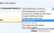 如何删除亚马逊库存管理页面中的listing?