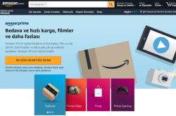 亚马逊在土耳其推出Amazon Prime