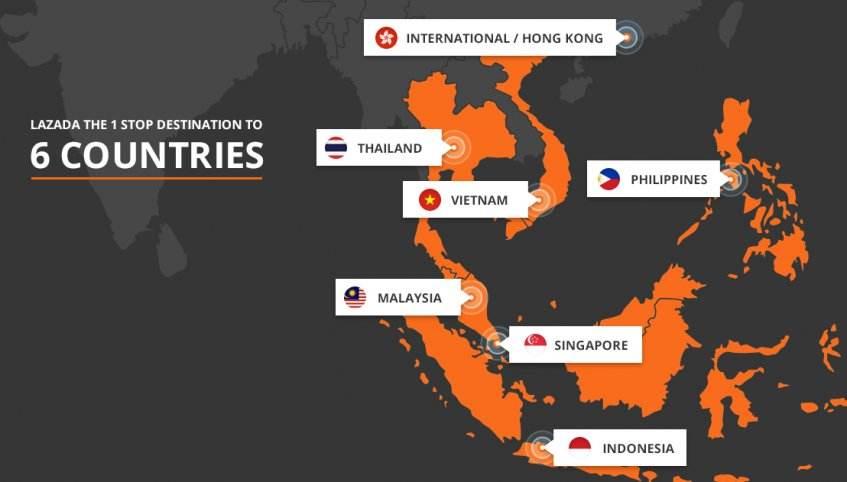 盘点马来西亚2017年前十名电商平台