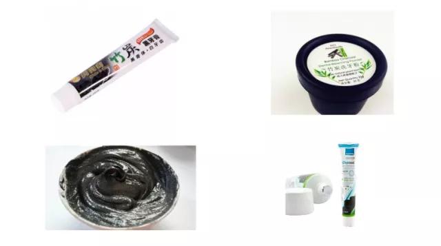 含炭成分牙膏可售卖