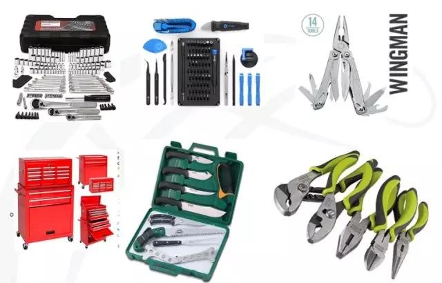 Amazon Business隐形爆款类目:工具品类