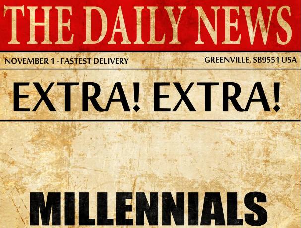 最喜欢买买买的网购群体:千禧一代