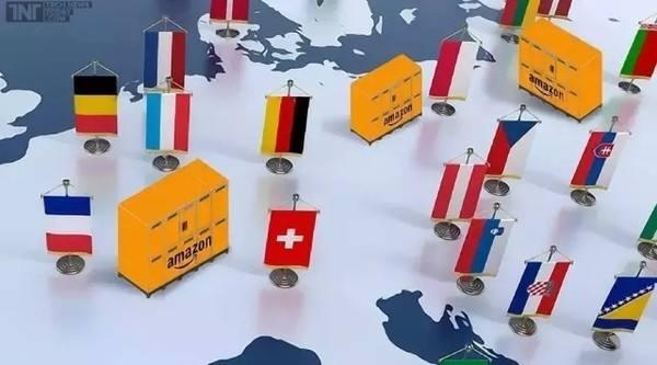 欧洲亚马逊40%的新卖家都来自中国
