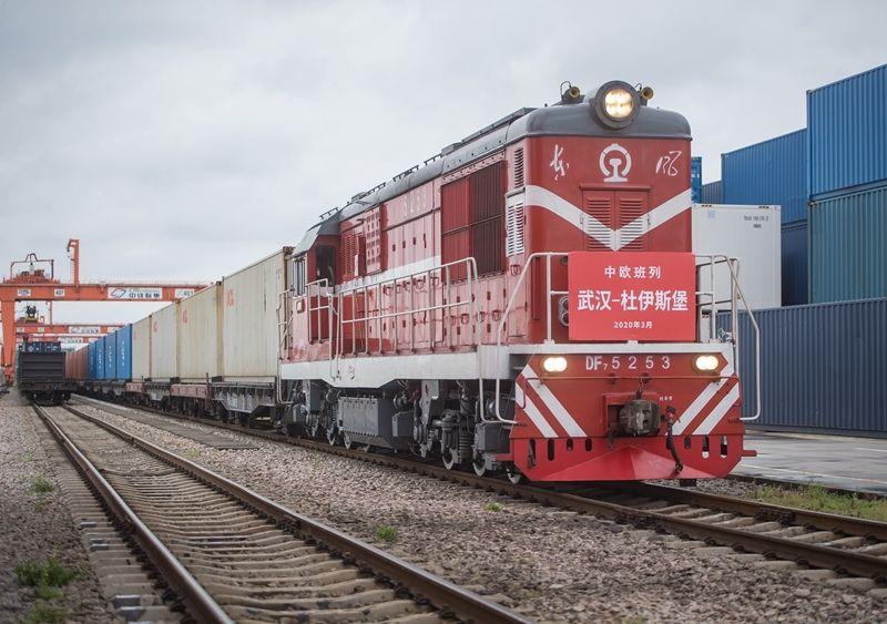 坐火车去欧洲!WishPost铁路运输方案